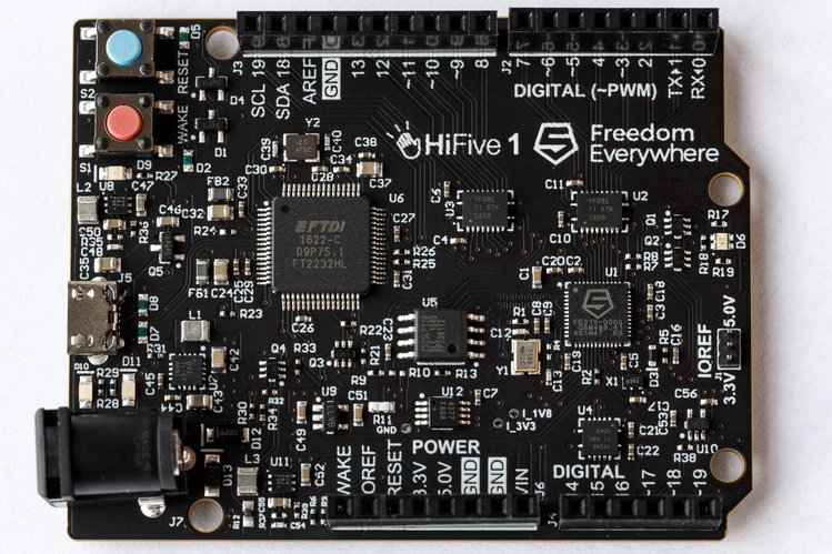 Running Zephyr on SiFive HiFive1 — RISC-V - Getting Started